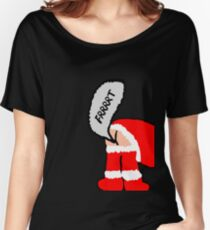Gassy Santa  Women's Relaxed Fit T-Shirt