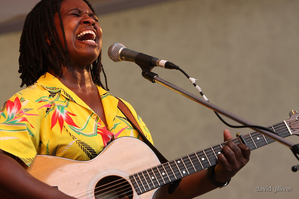 Ruthie Foster by david gilliver
