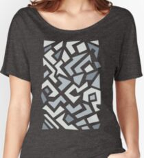 MOSAIC02 Women's Relaxed Fit T-Shirt