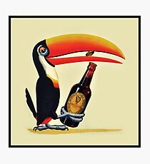 Guinness Toucan Photographic Print
