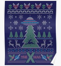 the X mas Poster