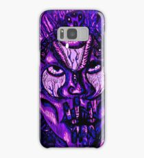 Gathering of the Lilac Oni Samsung Galaxy Case/Skin