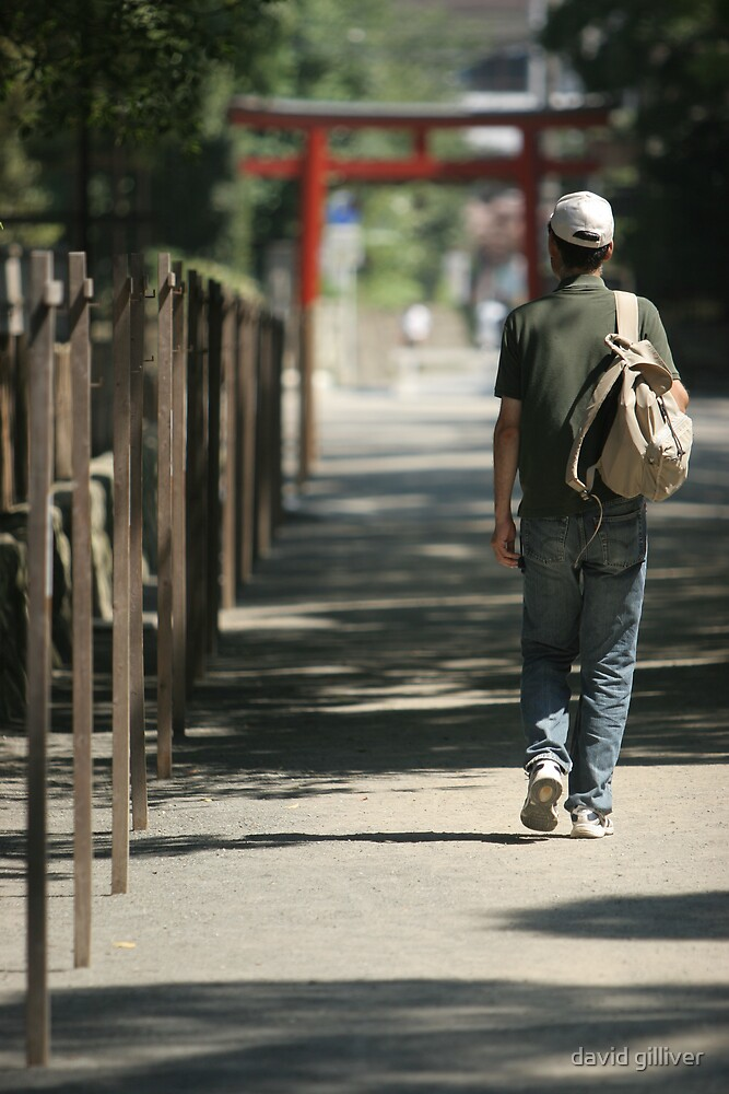 walking by david gilliver
