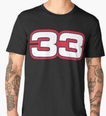 Max Verstappen 33 Redbull Men's Premium T-Shirt