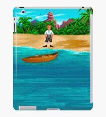 MONKEY ISLAND BEACH iPad Case/Skin