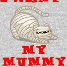 Cute Halloween Mummy Cat for Babies and Kids! by Banshee-Apps