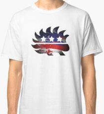 Libertarian Porcupine Classic T-Shirt