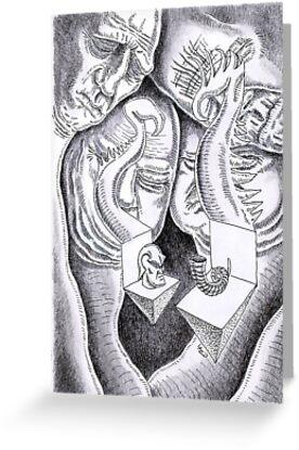 Abstract Mysticism  by Sorazal