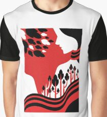 Freefall Graphic T-Shirt