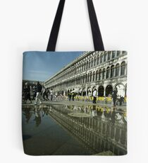 st marcos square Tote Bag