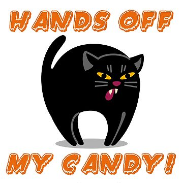 Cranky Halloween Candy Cat for Babies and Kids! by Banshee-Apps