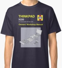 Thinkpad x220 - Owners' Manual Classic T-Shirt