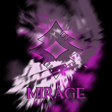 Guild Wars 2 - PoF Mesmer Mirage (Hipnotizador Quimérico) by HelenFerroni