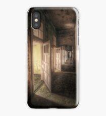 empty dreams iPhone Case/Skin