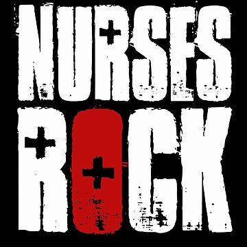 NURSES ROCK by antipatic