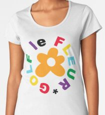 Golf Le Fleur  Women's Premium T-Shirt