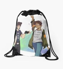 Dat Boi Drawstring Bag