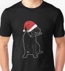 Mastiffs christmas gifts shirt with hat T-Shirt