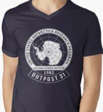 Outpost 31  Men's V-Neck T-Shirt