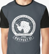 Outpost 31  Graphic T-Shirt