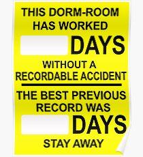 Alert Poster
