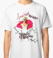 Pink  - Beautiful Trauma - P!nk Classic T-Shirt