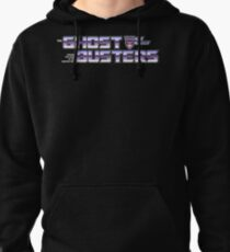 TF Ghostbusters (Choose The Form) Blk Pullover Hoodie