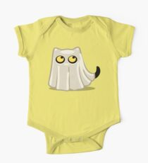 Cute Halloween Ghost Cat for Babies and Kids! Kids Clothes