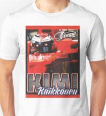 Kimi Raikkonen 2017 T-Shirt