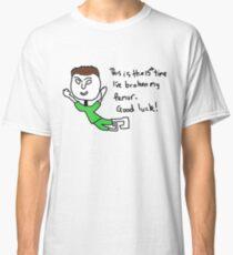 broken femur Classic T-Shirt