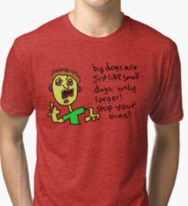 Big dogs Tri-blend T-Shirt