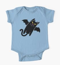 Cute Halloween Bat Cat for Babies and Kids! Kids Clothes