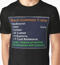 World of Warcraft T-shirt Graphic T-Shirt