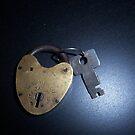 My Heart is Locked..... by DottieDees