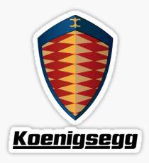 Koenigsegg Sticker, Shirt and Mobile Case Sticker