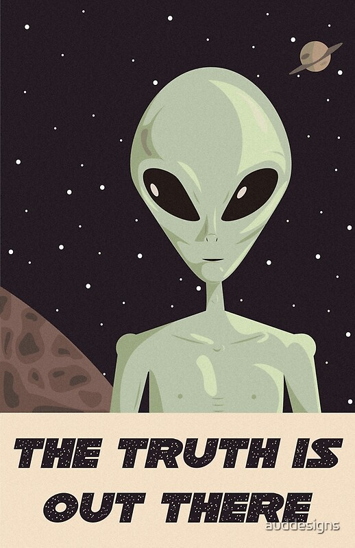 extraterrestre f