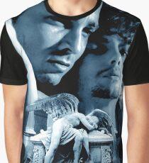 """Una Historia con Cristo y Jesus"" Film de Oldren Romero Graphic T-Shirt"