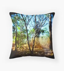 Mysterious Enchantment II Throw Pillow