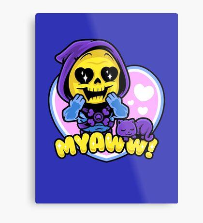MYAWW Metal Print
