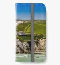 Fort Redoubt Freshwater Bay Isle Of Wight iPhone Wallet/Case/Skin