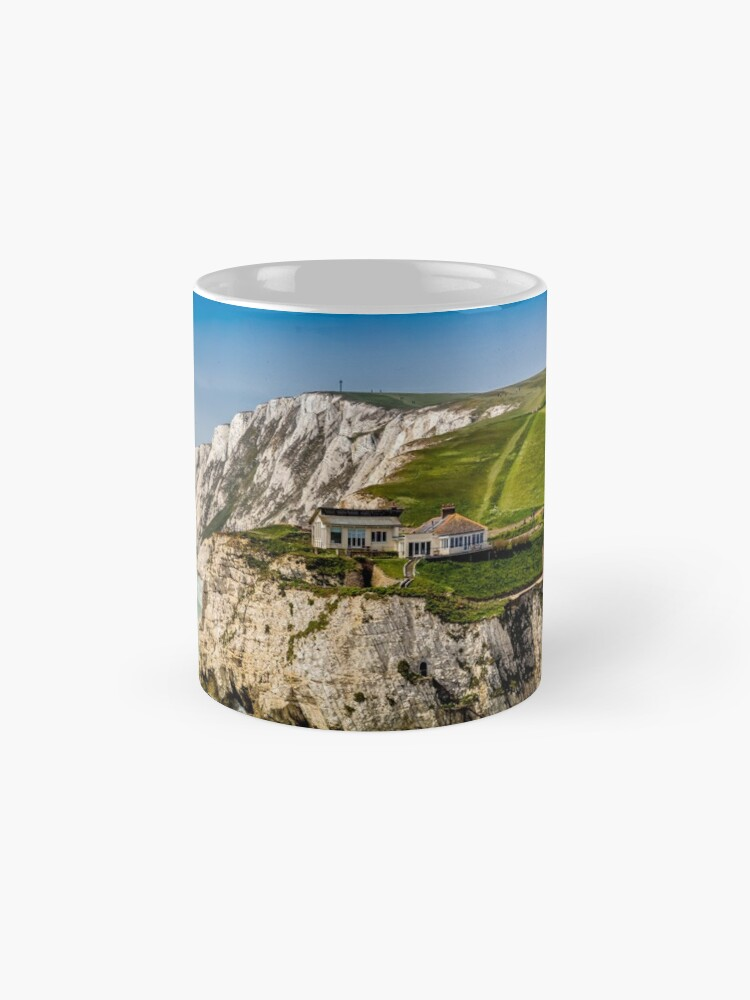 Alternate view of Fort Redoubt Freshwater Bay Isle Of Wight Mug