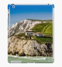 Fort Redoubt Freshwater Bay Isle Of Wight iPad Case/Skin