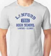 Lanford High School Unisex T-Shirt