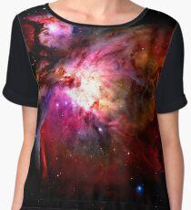 Orion Nebula No.1 Chiffon Top