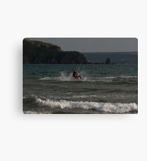 water 11 Canvas Print