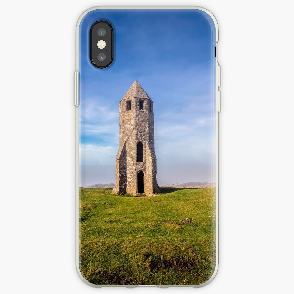 St Catherines Oratory The Pepperpot iPhone Cases & Covers
