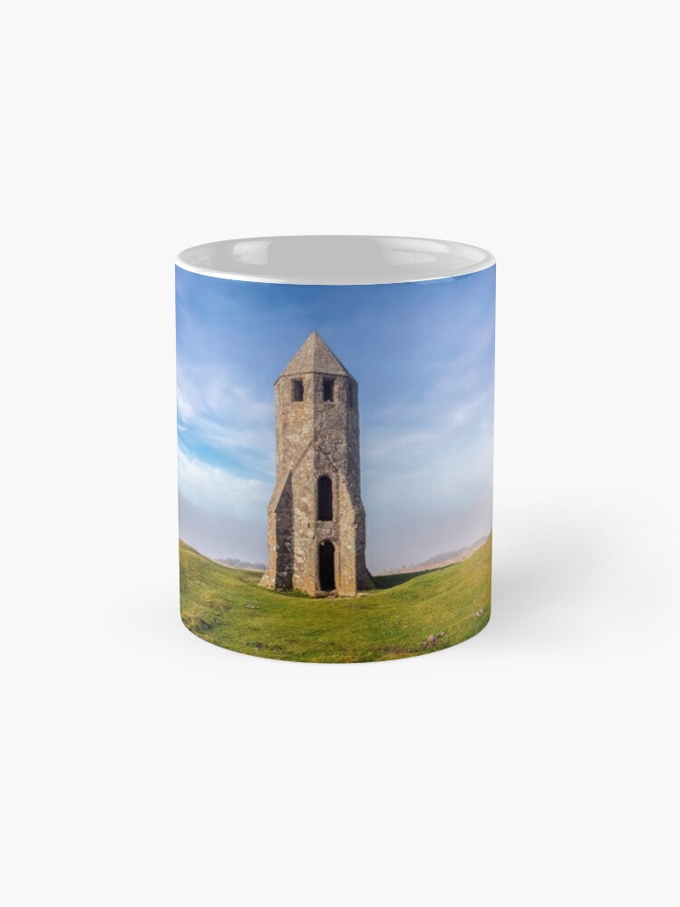 Alternate view of St Catherines Oratory The Pepperpot Mugs