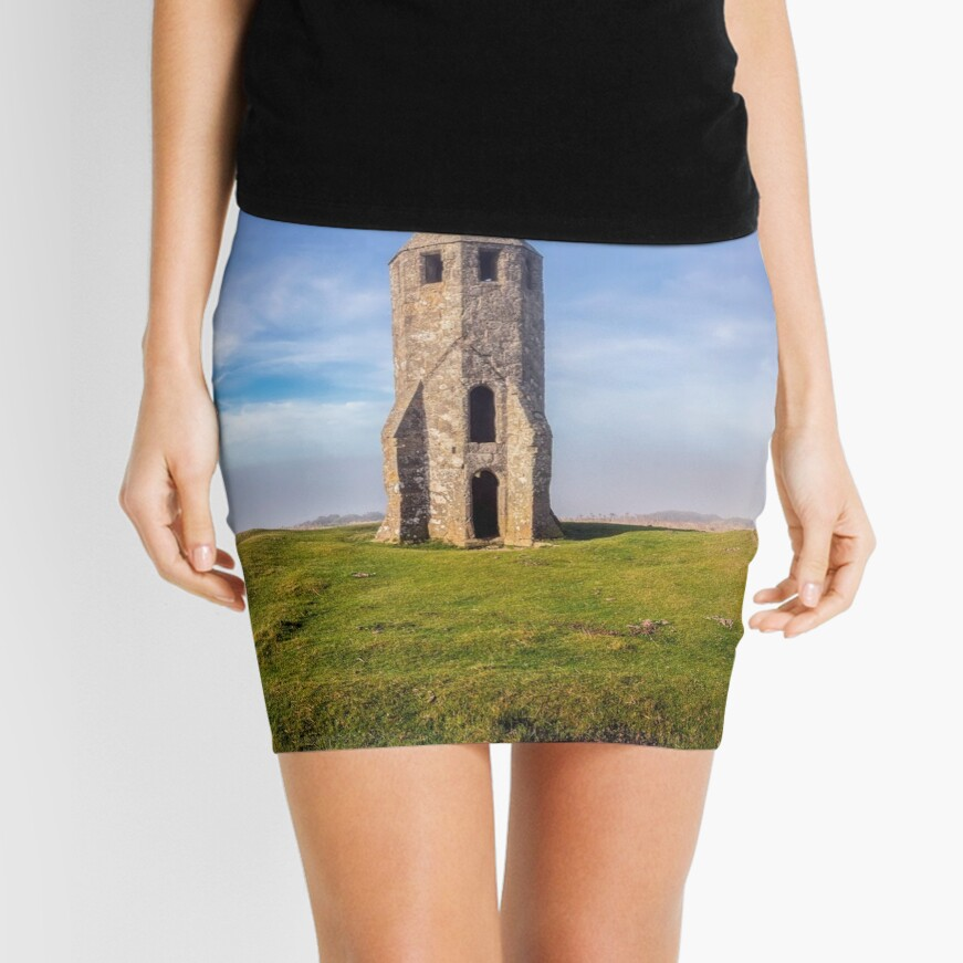 St Catherines Oratory The Pepperpot Mini Skirt