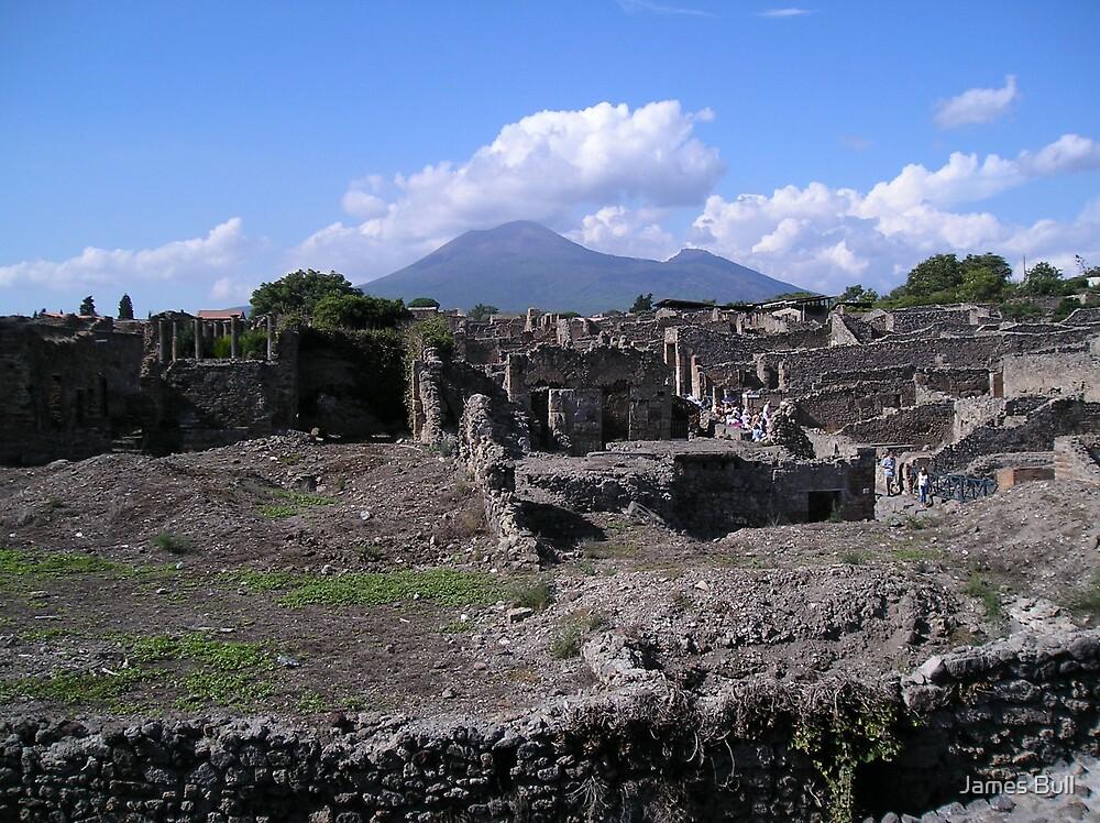 Pompeii by James Bull