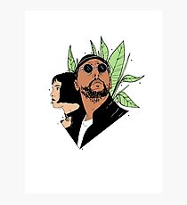 Leon, Professional Photographic Print